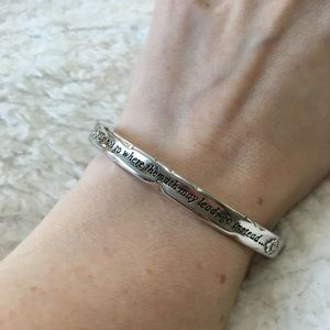 Brighton Hinged Bracelet - Make a Path